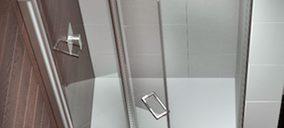 Duscholux lanza una mampara para baños pequeños