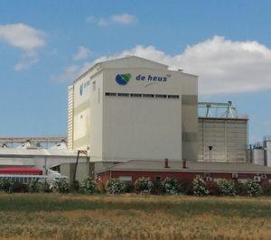La fabricante de piensos De Heus prepara inversiones millonarias en España