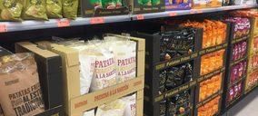 Mercadona agita el sector de patatas fritas y snacks