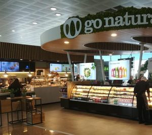Eat Out Travel abre en El Prat su primer Go Natural