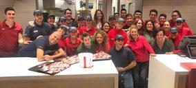 KFC añade dos nuevas aperturas antes de fin de año