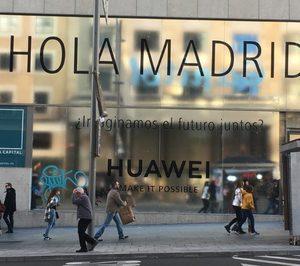 Huawei Store anuncia su llegada al centro de Madrid