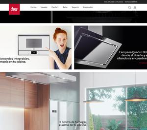 Teka presenta su nueva web
