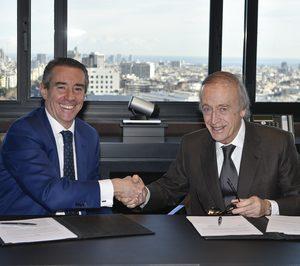 Caixabank y la FEV renuevan convenio para impulsar el vino español