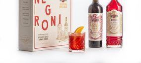 Martini lanza una edición conmemorativa del Negroni
