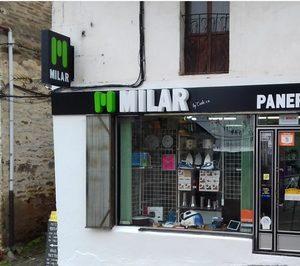 Milar abre una nueva tienda en Puebla de Sanabria