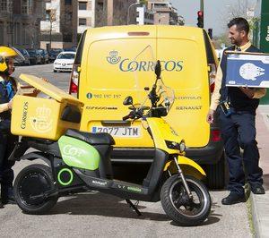2018, un año récord para el Grupo Correos en el reparto de paquetes