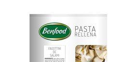 Benfood aumenta su presencia en pastas