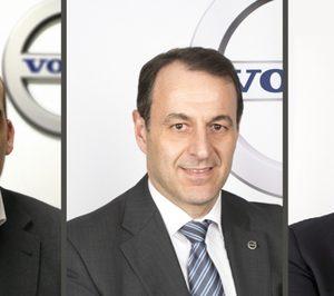 Volvo Trucks España reorganiza áreas comerciales