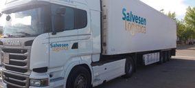El transporte hortofrutícola, motor de impulso para Salvesen Logística