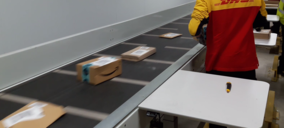 DHL Parcel invierte 5 M para ampliar su capacidad de transporte de paquetería
