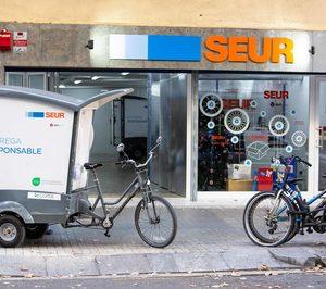 Seur continúa su expansión de mini-hubs urbanos