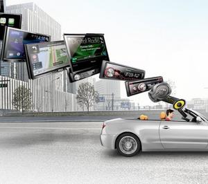 Pioneer presenta la última tecnología de automoción en CES 2019