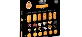 'La Cocina de Senén' lanza un pack variado de croquetas