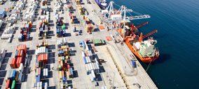 El tráfico de mercancías en los puertos españoles creció un 2,8% hasta noviembre