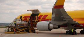 DHL se acerca a Iberia como aerolínea líder en mercancías en España