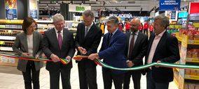 Carrefour inicia el año con 206 hipermercados