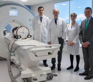 La CUN se refuerza con tecnología para tratar sin cirugía el temblor