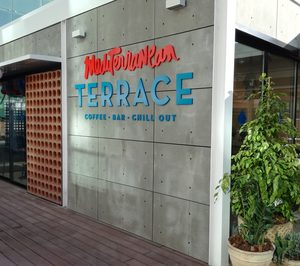 Eat Out Travel abre el 'Mediterranean Terrace' en El Prat
