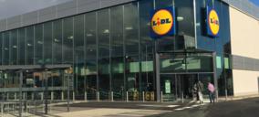 Un tercio de la sala de venta de Lidl en España tiene menos de cinco años