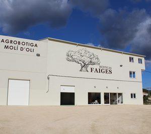 Faiges incorpora una instalación y proyecta otras dos plantas