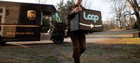 UPS innova con un sistema de embalaje reutilizable para los envíos