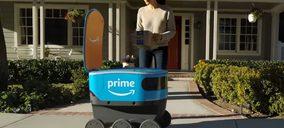 Amazon prueba las entregas mediante robots con el programa Amazon Scout