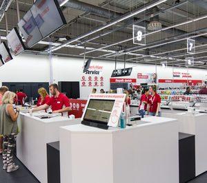 MediaMarkt centralizará las operaciones logísticas en Países Bajos