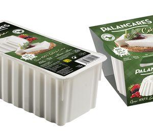 Palancares inicia 2019 ampliando su familia de fresco 100% leche de cabra
