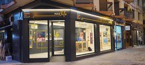 Másmóvil unifica su oferta de telefonía en las tiendas MASlife