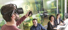 Hinojosa lanza su herramienta de realidad virtual Visual Pack