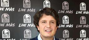 Pedro Cantalapiedra, nombrado director de franquicias de Taco Bell