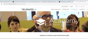 Telematel inicia un ciclo de formación online