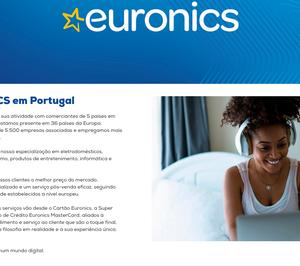 Taktic colabora en el desarrollo del ecommerce de Euronics Portugal