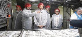 La Ministra de Industria visita los nuevos barcos de Pescanova