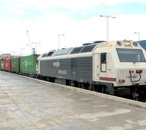Renfe Mercancías inicia un servicio entre Valencia y la zona centro