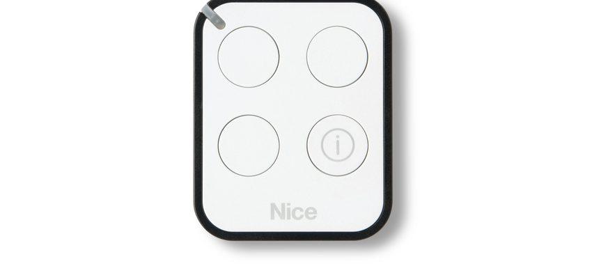 Nice amplía su oferta de mandos para puertas de garaje