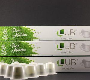 LUB presenta un proyecto de té ecológico en cápsulas
