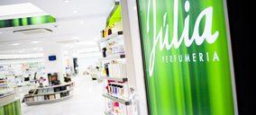 Perfumería Júlia cierra 2018 con un balance de tiendas en positivo