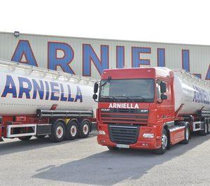 Transportes Arniella simplifica su estructura