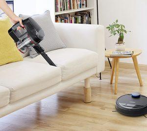 Ecovacs Deebot PRO930, un robot con aspirador de mano