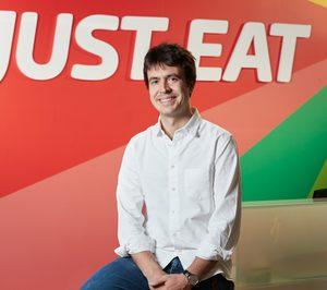 Just Eat España incorpora a Patrik Bergareche como director general