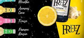 Los refrescos Freez Mix quieren expandirse en España