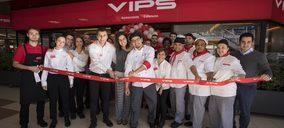 Vips refuerza su apuesta por Valencia con la apertura en el C.C. Nuevo Centro