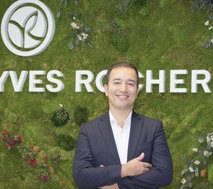 Omar Chtayna, director general de Yves Rocher España