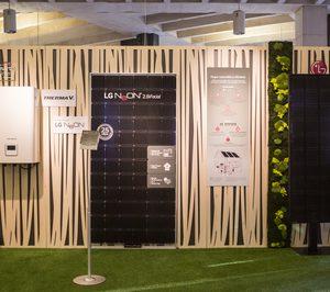 LG lanza una propuesta al canal electro: paneles y baterías solares