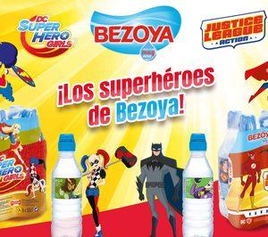 Bezoya lanza una edición especial con los Superhéroes de DC
