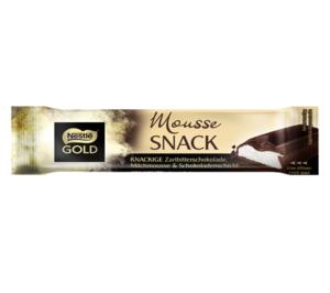 Lactalis Nestlé lanza un snack con su marca de placer Nestlé Gold