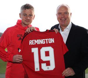 Remington firma con Manchester United un acuerdo global de colaboración