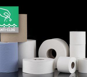LC Paper presenta sus secamanos anti-obstrucción